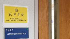 """Padres canadienses sacan a su hija del programa del Instituto Confucio por """"propaganda"""""""