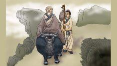 La historia del sirviente de Laozi