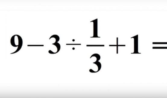Un Problema Matematico Relativamente Simple Se Torna Viral Y Hace Que Algunos Se Enojen Numeros Problemas Inteligencia The Epoch Times En Espanol