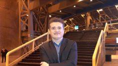"""""""Ver Shen Yun es un aprendizaje constante"""", dice el pianista mexicano Alex Mercado"""