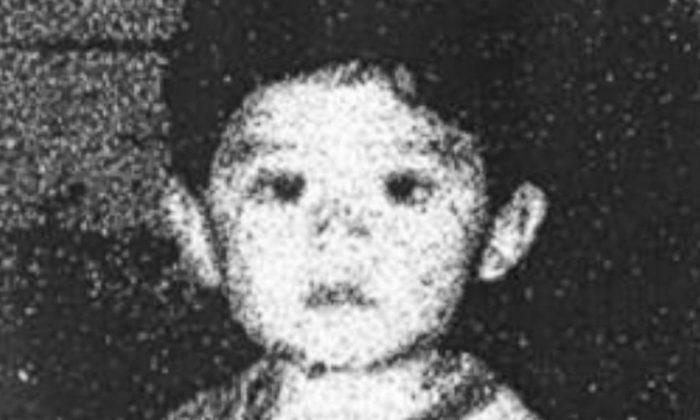 La Oficina del Fiscal de Distrito del Condado de San Bernardino muestra una foto de familia de Steve Hernandez, en la única fotografía que María Mancia tenía (Oficina del Fiscal de Distrito de San Bernardino).