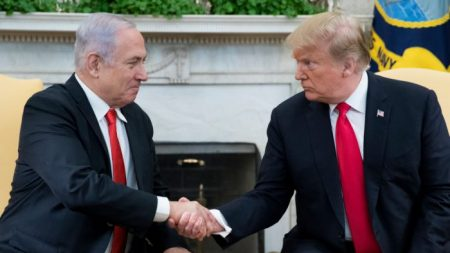 Trump advierte a Netanyahu sobre los crecientes vínculos entre China e Israel, indica prensa israelí