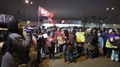 Maoístas de EE.UU. de gira por Venezuela, caminan hacia la contrarrevolución