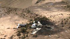 Encuentran avión desaparecido con sus 14 ocupantes sin vida en el norte de México