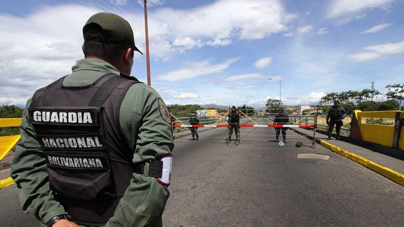 Al menos un muerto y tres heridos por un tiroteo en la frontera colombo-venezolana. (Archivo EFE)