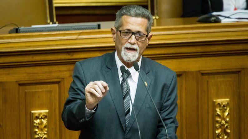 El diputado venezolano Américo De Grazia. EFE/Archivo