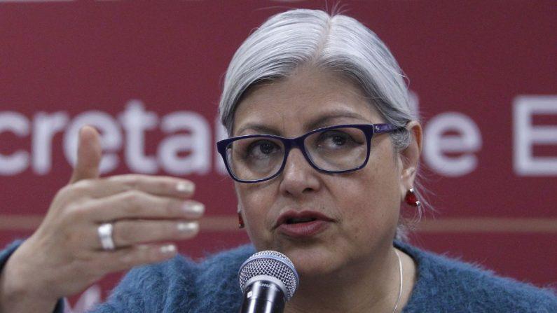 La secretaria de Economía de México, Graciela Márquez. EFE/Archivo