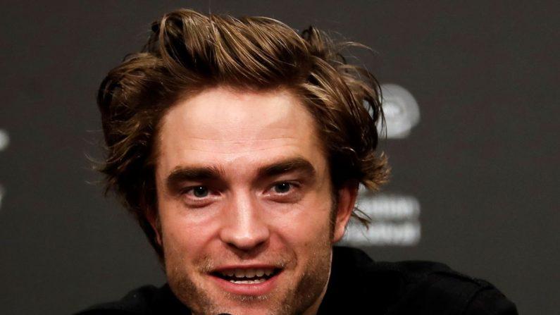 El actor Robert Pattinson durante la presentación de una película. EFE/Archivo