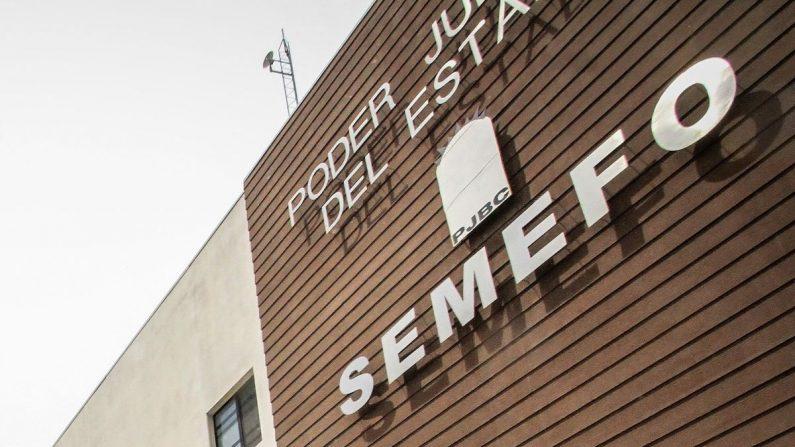 Fotografía del 17 de mayo de 2019, que muestra una vista general del exterior del Servicio Medico Forense (Semefo), en la ciudad de Tijuana, en el estado de Baja California (México). EFE