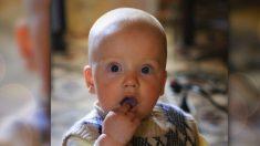 """""""Potencialmente mortales"""": Madre advierte sobre los peligros de usar geles de dentición en los niños"""