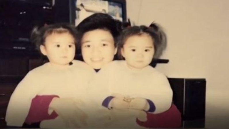 Historia de persecución de unas niñas gemelas