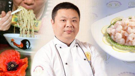 Chef ve restaurantes en China que preparan comida con opiáceos y se esfuerza por cocinar comida auténtica