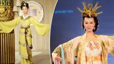 Un viaje en el tiempo al glorioso pasado de la moda de las antiguas dinastías chinas