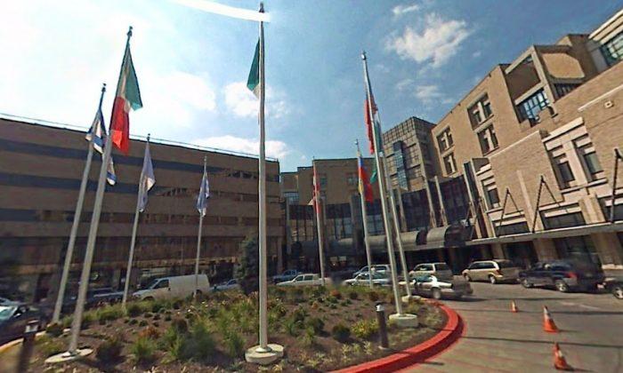 Imagen ilustrativa de un hospital. (Captura de pantalla / Google Maps)