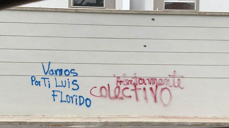 Amenazas al diputado venezolano Luis Florido difundidas por el presidente encargado Juan Guaidó. (Foto Jguaido)