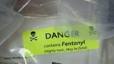 Acusan a expolicía mexicano de traficar suficiente fentanilo para matar a 10 millones de personas