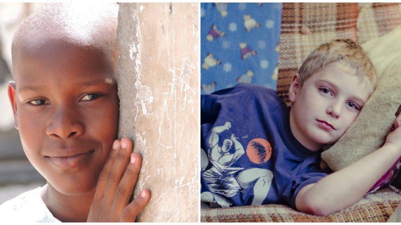 Niño de 12 años pierde a su mejor amigo por la leucemia y recauda 2500 para comprarle una lápida