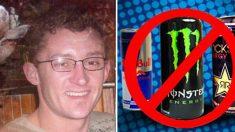 Mamá destrozada pierde a su hijo por consumir 4 bebidas energéticas diarias, advierte a otros