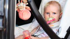 Una pareja salió del hospital y olvidó a su hijo recién nacido en el taxi