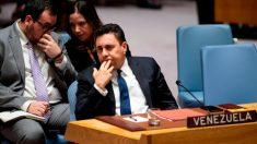 Funcionarios de Guaidó acusan a embajador de Maduro ante ONU de operaciones fraudulentas