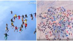 Paracaidista temerario salta sin paracaídas desde 7500 metros de altura