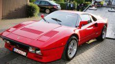 Ladrón aprovechó una prueba de manejo para robar un Ferrari de más de 2 millones de dólares