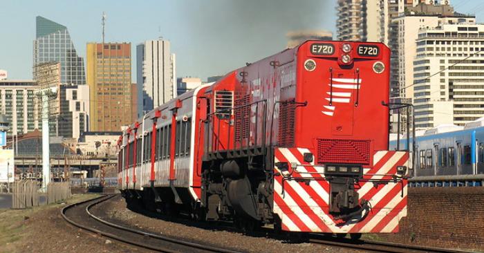 Foto ilustrativa de tren en Buenos Aires, Argentina. Jacques Leblond-Murphy/Flickr