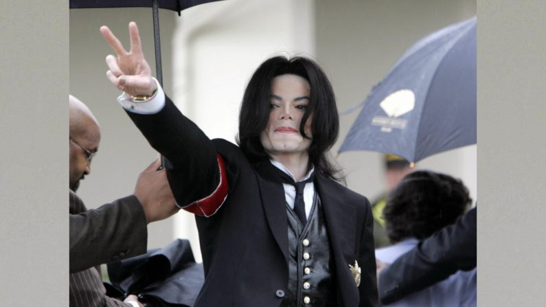 Michael Jackson. (Crédito: HECTOR MATA/AFP/Getty Images)