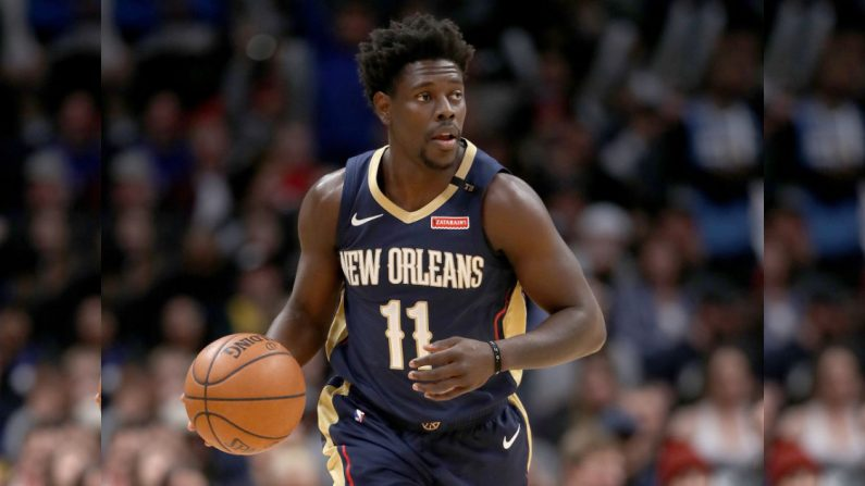 Jrue Holiday. (Crédito: Matthew Stockman/Getty Images)