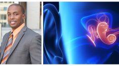 Médico sudafricano cura la sordera con el primer trasplante de oído medio usando tecnología 3D