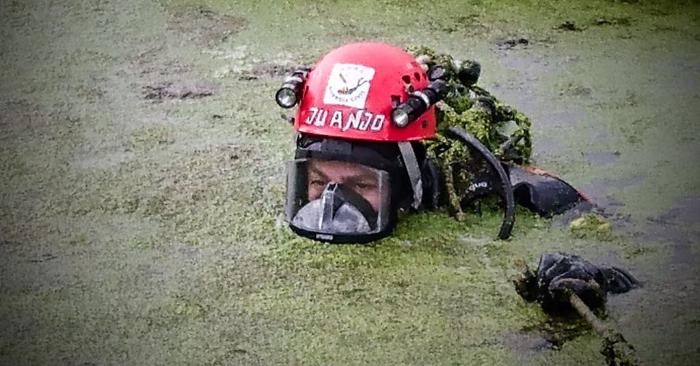 Foto ilustrativa de Grupos Especiales de Actividades Subacuáticas de la Guardia Civil. Crédito Guardia Civil.