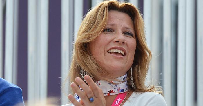 Foto de archivo de la princesa Martha Louise de Noruega. Foto de BEN STANSALL/AFP/GettyImages