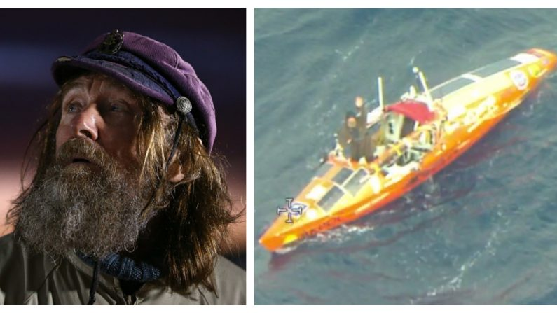(Izq: Crédito: Paul Kane/Getty Images   Der: Crédito: Armada Naval de Chile)