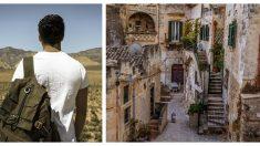 Un argentino con mucha suerte ganó el concurso para vivir 3 meses en Italia con todo pago