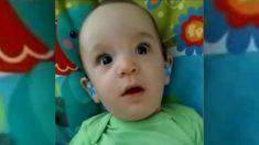Estos bebés oyen y ven a sus padres por primera vez y la emoción es total