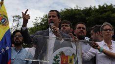 Guaidó pide a su embajador en EE.UU. reunirse con el Comando Sur para posible cooperación ante la crisis nacional