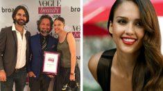 Estilista de famosos cuya magia brilla en el mundo del glamour revela el 'secreto' de su inspiración