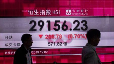 Inversores mundiales huyen de las acciones chinas al ritmo más acelerado desde la caída de la bolsa china en 2015