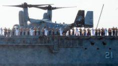 Pentágono considera enviar nuevas tropas a Oriente Medio en trabajo de disuasión contra Irán