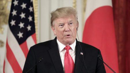 Trump dice que Estados Unidos no está listo para hacer un trato comercial con China