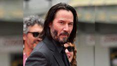 Keanu Reeves deja mudo a todo el mundo con una simple reflexión sobre la muerte