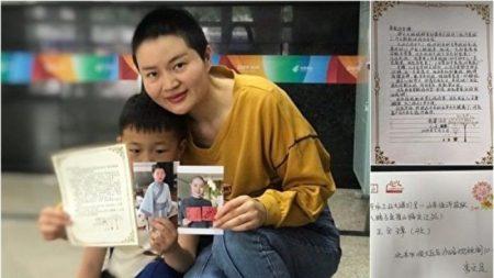 Familia de abogado de derechos humanos preso en China tiene noticias de él por primera vez en 4 años