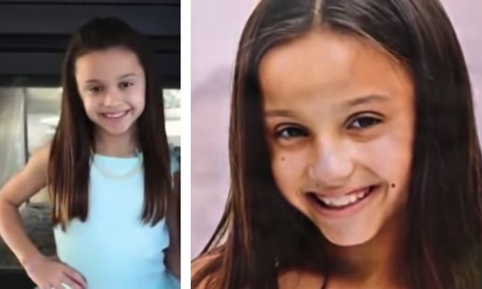 London Eisenbeis, de 10 años, falleció trágicamente cuando su condición cardíaca fue desencadenada por la emoción de arrojarse por un tobogán de agua el 18 de febrero de 2018. (Fundación London Strong)