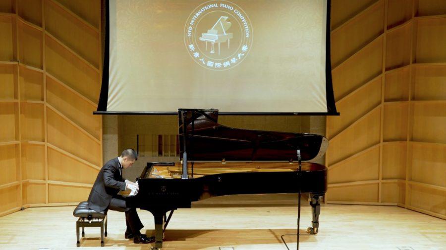 Jueza de la Competencia Internacional de Piano de NTD cuenta