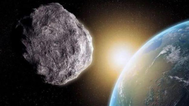 """""""No tenemos defensa"""" para evitar un eventual impacto del asteroide Dios del Caos, dice Elon Musk"""