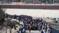 Agentes de la Patrulla Fronteriza no lograron revivir a migrante salvadoreño que estaba bajo custodia