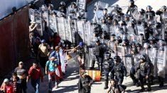 El FBI descubre presunto complot de Antifa para un 'conflicto armado en la frontera' con México