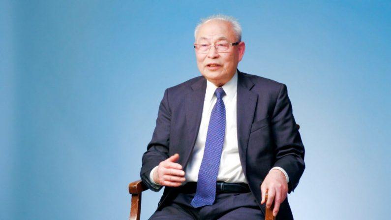 Zhang Kunlun, juez de la 5ta Competición Internacional de Pintura de Figuras de NTD. (NTD)
