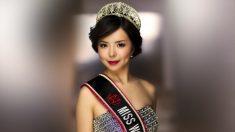¿Recuerdas a la reina de belleza que asusta al régimen Chino? Aún sigue haciendo escuchar su voz