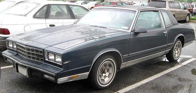 Automóvil chevrolet. Imagen de archivo. (Wikimedia)